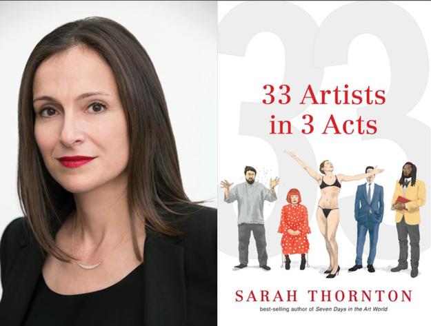 Sarah Thronton