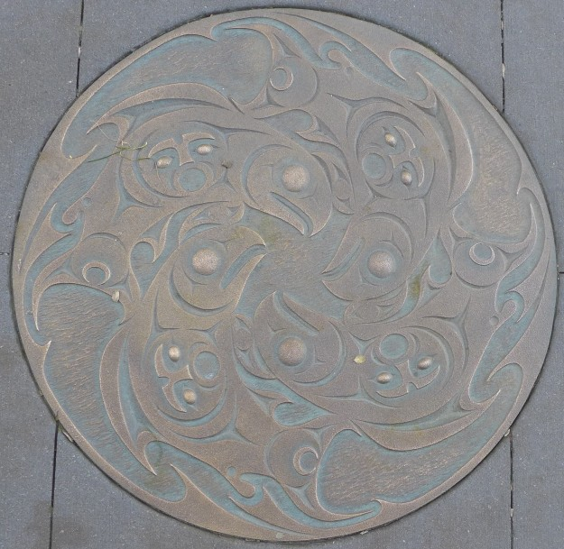 Medallion by Susan Point