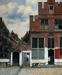 The little street in Delft