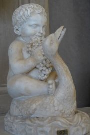 Sculpture in the Borghese Gallery