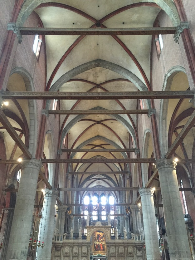 Basilica dei Frari, Venice