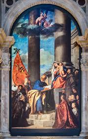Madonna di Ca' Pesaro, Titian
