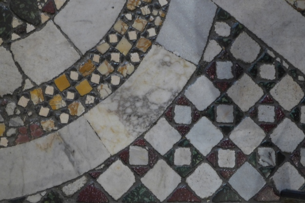 Roman floors, photo by T. Vatrt