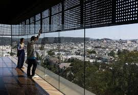 de Young Museum (SF Chronicle image)