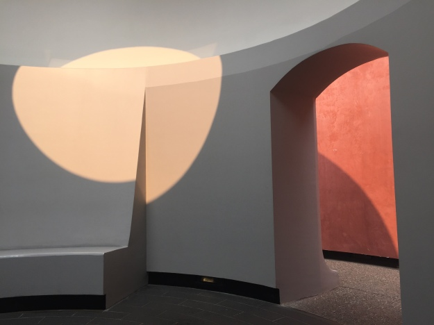 Three Gems, James Turrell ( image by Terry Vatrt))