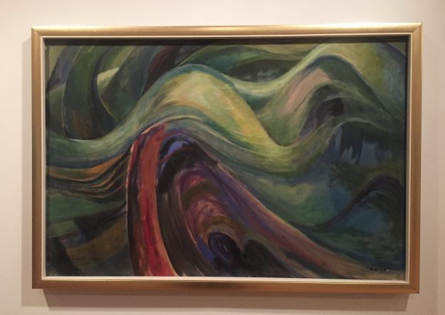 Abstract Tree Forms, 1931-32 Emily Carr