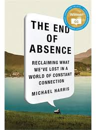 The End of Absence by M. Harris