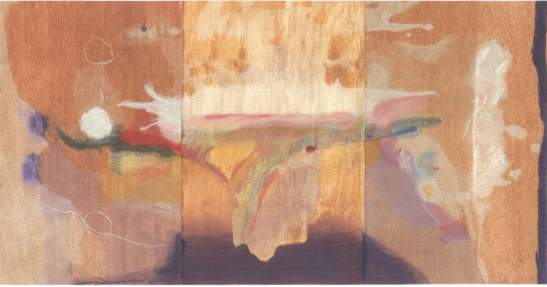 Madame Butterfly, Helen Frankenthaler, 2000, publisher Tyler Graphics, Ltd, Ameringer, McEnery, Yohe, New York image