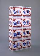Brillo Box, Andy Warhol, 1964