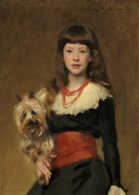 Miss Beatrice Townsend, John Singer Sargent, 1882